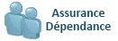 reduction assurance dependance