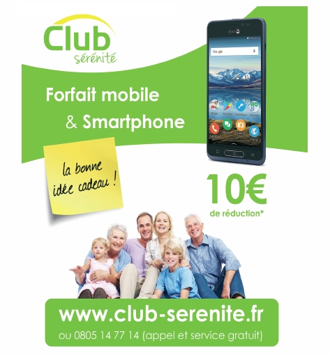 reduction forfait mobile senior