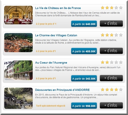 reduction arcanciane hotels demi pension france espagne