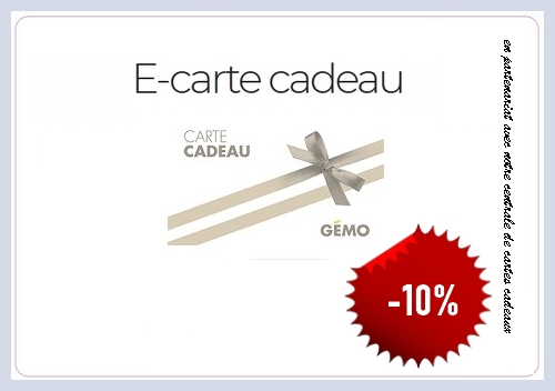 reduction e-carte cadeau gemo