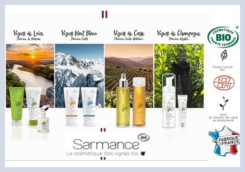 reduction sarmance produits bio